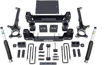 Readylift 44-5677 6'' Lift Kit With Bilstein Shocks for Tundra Toyota 2007-2018, Max Lift: 6