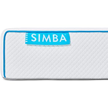 Simba Premium Seven-Zoned Foam Boxed Mattress Double 135x190cm | 100 Night Trial