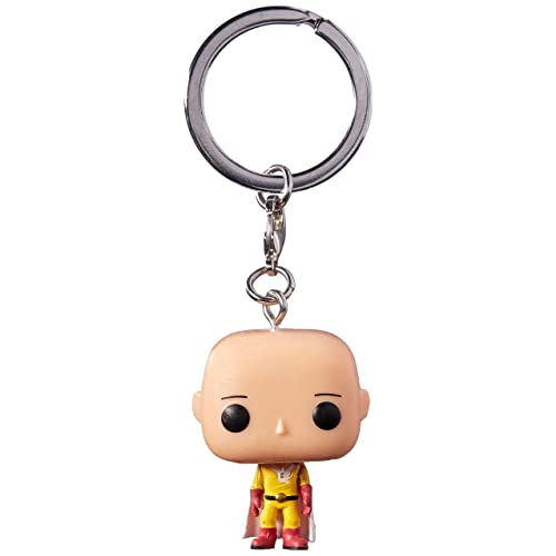 Amazon.com: Funko Pop Keychain One Punch Man-Saitama Toy ...