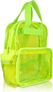 Best neon yellow backpack Reviews