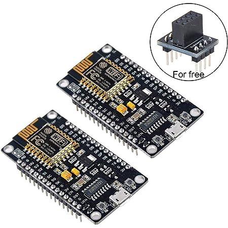 NodeMCU ESP8266 Development Board Arduino ESP-12E Lua CH340G WiFI WLan IoT