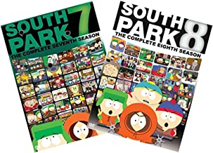 South Park DVD Collection: The Complete Seventh and Eighth Seasons (Season 7 & 8)