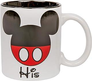 """Disney Mickey Mouse""""His"""" 11oz Mug"""