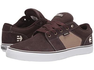 etnies Barge LS (Brown/Tan/Gum) Men