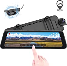 Best gps mirror with backup camera Reviews