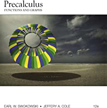 precalculus functions and graphs swokowski 12th edition