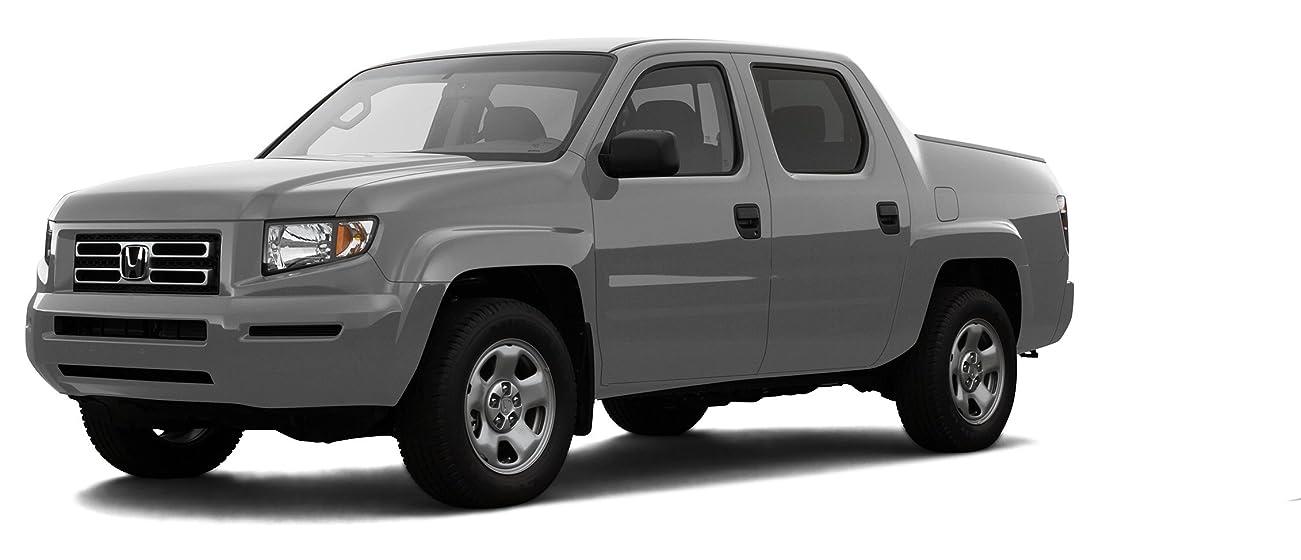 Amazon.com: 2007 Honda Ridgeline Reviews, Images, and Specs: Vehicles