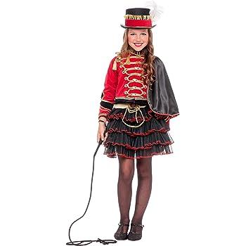 chiber Disfraces Disfraz de Domadora de Circo para Niña (Talla 9 ...