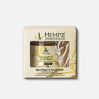 Limited Edition Hempz Spun Sugar & Vanilla Bean Herbal Hydrating Body Mask, 8 oz