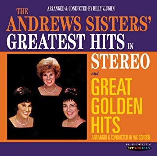 Greatest Hits In Stereo Great Golden Hits