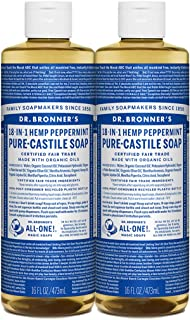 acne soap by Dr. Bronner's
