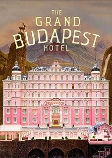 Yilooom The Grand Budapest Hotel Art Silk Poster 8x12
