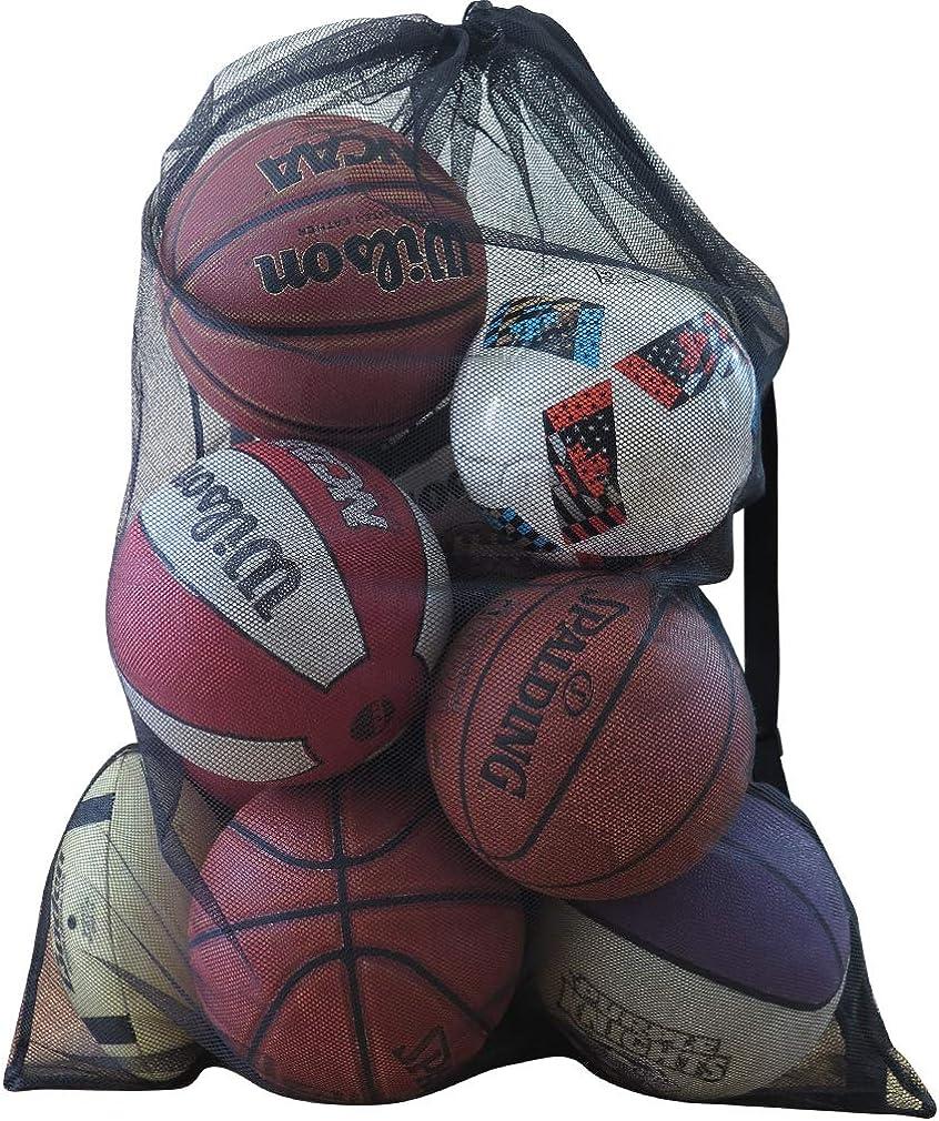 Evelots Sport Attention brand store Ball Mesh Bag-Drawstring-Football Soccer-Easy Trav