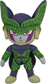 """Great Eastern Animation Dragon Ball Z GE-52966 Perfect Cell Plush,, 8"""""""