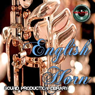 English Horn Real – Large Unique 24bit Wave/Contacto Multi-Layer Studio muestras Production Library 13 GB on 3dvd