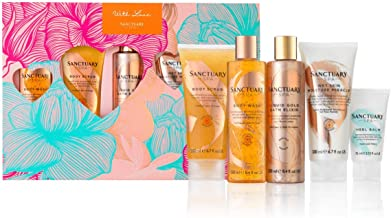 Sanctuary Spa Gift Set, Perfect Pamper Box, Gift for Her,