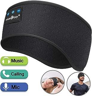 Bluetooth Sleep Headphones Headband,Upgrade Sleeping Wireless Sport Headbands, Long Time Play Sleeping Music Headsets Perfect for Workout, Running