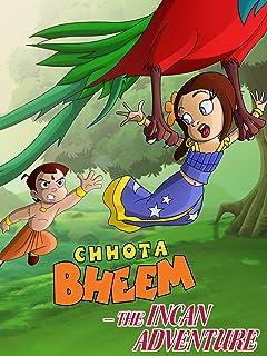 Chhota Bheem In The Incan Adventure