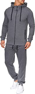 Tazzio E203 Mens Tracksuit Tracksuit Sports Trousers /& Hoodie