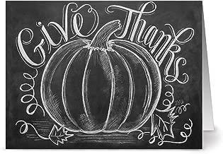 thanksgiving chalkboard