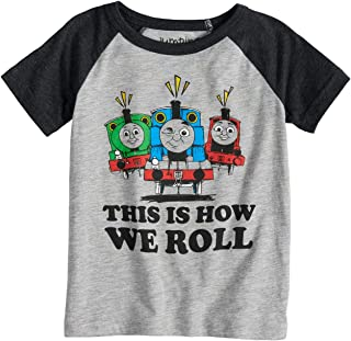 73bbb00ba9 Jumping Beans Toddler Boys 2T-5T Thomas   Friends This is How We Roll Percy
