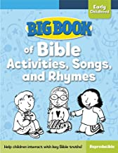 Big Book of Bible Activities, Songs, and Rhymes for Early Childhood (Big Books)