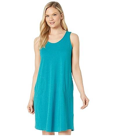 Aventura Clothing Carrick Solid Dress (Tahitian Tide) Women