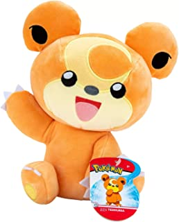 Pokémon BO37954 Teddiursa 1 Plush, Multi-Colour