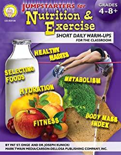 Jumpstarters for Nutrition and Exercise, Grades 4 - 8