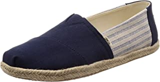 TOMS Ivy League Stripes, Men's Shoes, Blue, 7.5 UK (41 EU)