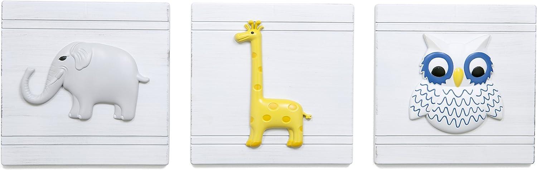 kieragrace KG Animal Theme Wall Décor (3 Pack)