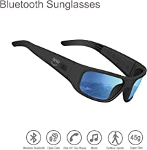 Audio Sunglasses,Open Ear Bluetooth Sunglasses to Listen Music and Make Phone Calls with..