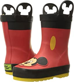 Western Chief Kids - Mickey Mouse Rain Boots (Toddler/Little Kid/Big Kid)