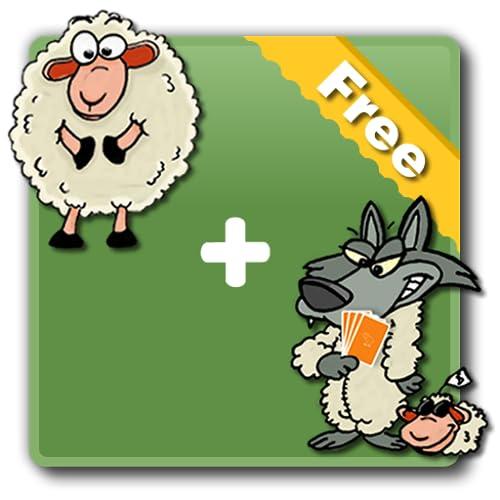 Schafe zählen für Kinder FREE