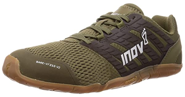 Zero Drop Wide Toe Box Versatile Everyday Shoe Inov 8 Bare Xf 210 V2 Barefoot Minimalist Cross Training Shoes Ideal For Deadlifting And Agility Work Bspsss6no2 Edu In