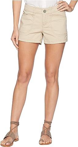 Delaney Stretch Twill Shorts