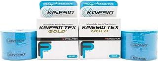 "Kinesio Tex Gold FP (FingerPrint) Tape - Blue - 2"" x 16.4'"