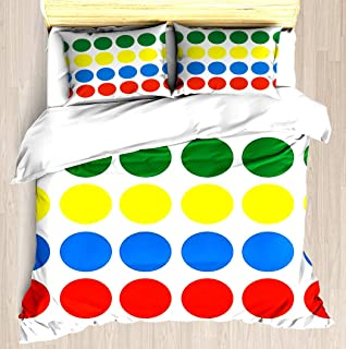 Best twister game quilt Reviews
