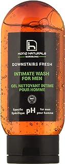 Homo Naturals Downstairs Fresh Gel Higiene Intima Hombre 120 ml 1 Unidad 120 ml