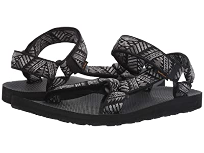 Teva Original Universal (Boomerang Black/White) Men