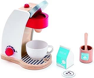 Hape Coffee Maker Play Set, (6 Pieces)