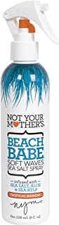 Not Your Mothers Beach Babe Soft Waves Sea Salt Spray 8oz (3 Pack)