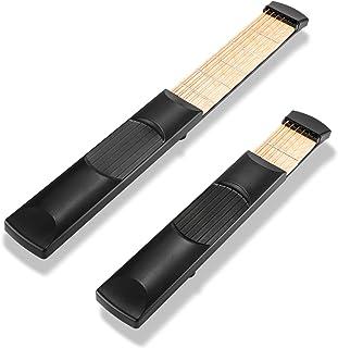 ELTD ポケットギター 指トレーニング6弦6フレットコード練習に最適 コンパクト02