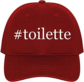 The Town Butler #Toilette - A Nice Comfortable Adjustable Hashtag Dad Hat Cap
