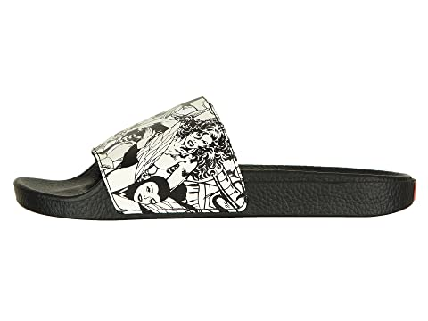 Vans Slide-On (Marvel) Multi/Black/White Clearance Geniue Stockist i3j7qHj