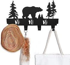 Best bear coat hooks Reviews
