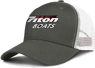 Triton-Boats- Adjustable Baseball Cap Snapback Vintage Dad Hat