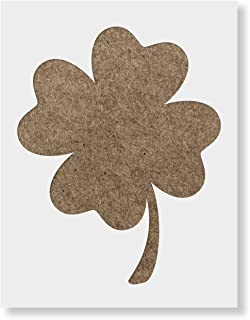 Best four leaf clover drawing template Reviews