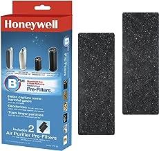 Honeywell HRF-B2 Filter B Household Odor & Gas Reducing Pre-Filter