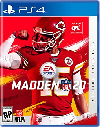 Madden NFL 20 Superstar Edition for PlayStation 4